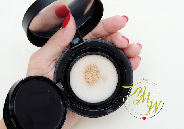 a photo of AprilSkin Magic Snow Cushion Review by Nikki Tiu of www.askmewhats.com