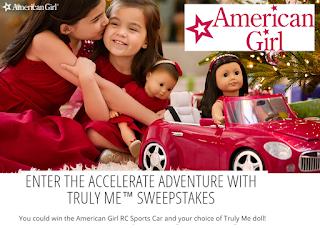 Win an American Girl Doll!! - 10 Winners Win a Truly Me Doll