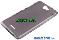 Carcasa gel  Lenovo S856