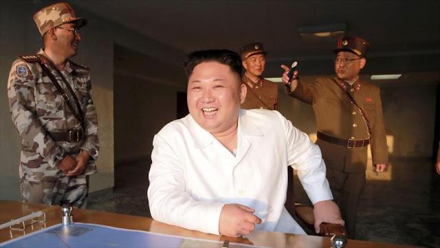 Pyonyang promete reducir Japón a cenizas antes que EEUU