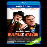 Holmes & Watson (2018) BRRip 720p Audio Dual Latino-Ingles