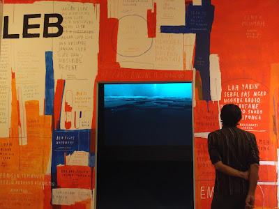 Biennale Jogja VIX Stage of Hopelessness