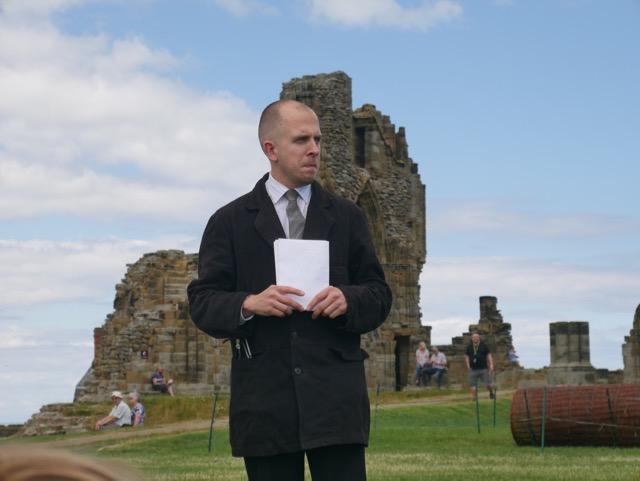 Whitby Abbey Dracula