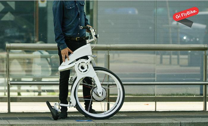 Gi Fly Bike