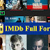IMDb full form in Hindi - आई.एम.डी.बी क्या होता है?