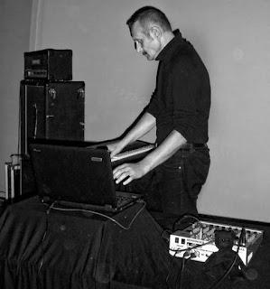 Composer Vladimír Hirsch live
