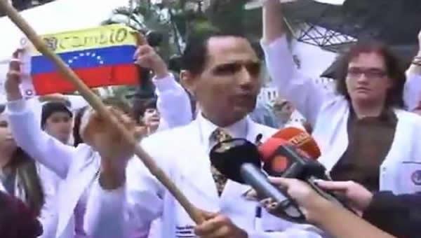 """""""En Venezuela está comprometido el derecho a la vida"""": José Garibaldi, médico del Hospital J. M. de los Ríos"""
