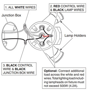 home depot photo sensor wiring diagram technocat's techtalk: add a diy audible alert to motion ... #12