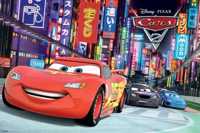 Cars 2 Free Android psp game