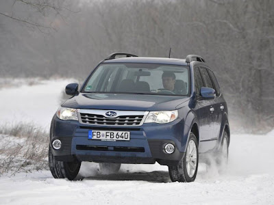 Subaru Forester Off Road Normal Resolution HD Wallpaper 9