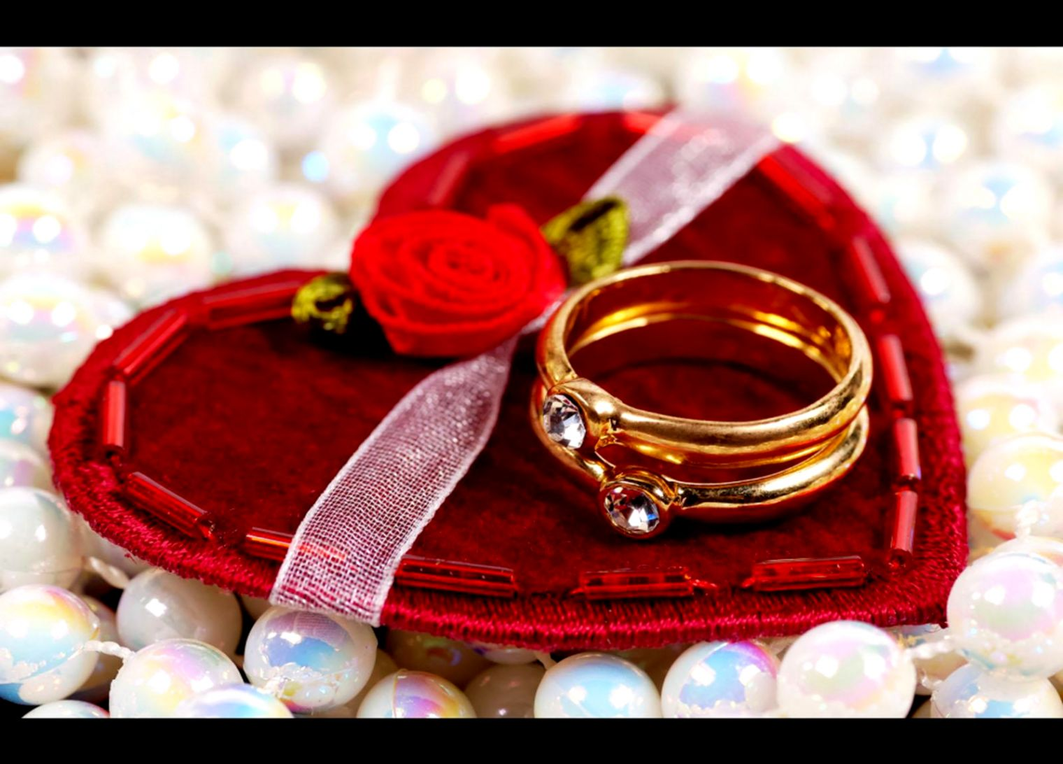 Valentine Day Gifts Ring Hohomiche