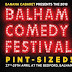 Al Murray, Rich Hall, Joe Pasquale and more announced for Balham Comedy Festival - Pint Sized! 2018