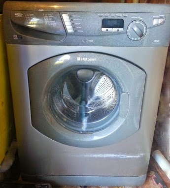 My 9 year old Hotpoint Ultima Washing Machine