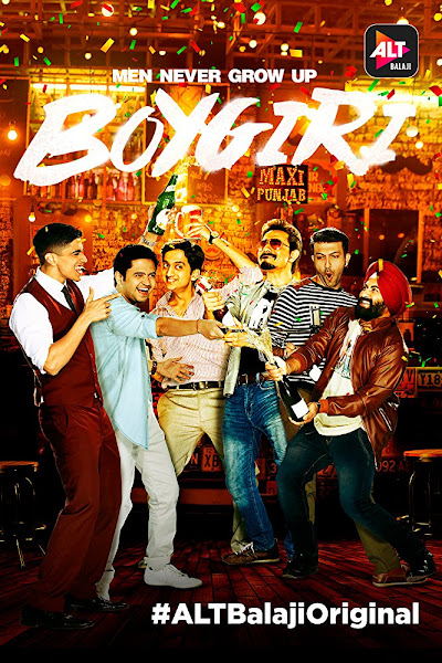 Poster of Boygiri Season 1 Episode 6 To 10 Hindi 720p HDRip ESubs Download