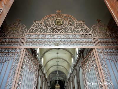 La Parroquia de San José, en San José Iturbide, Guanajuato. Noticias en tiempo real