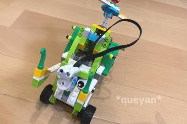 レゴWeDo2.0を体験した子供の感想
