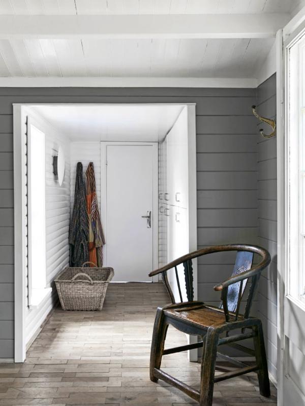 casita de verano con bonitas piezas de anticuario chicanddeco blog