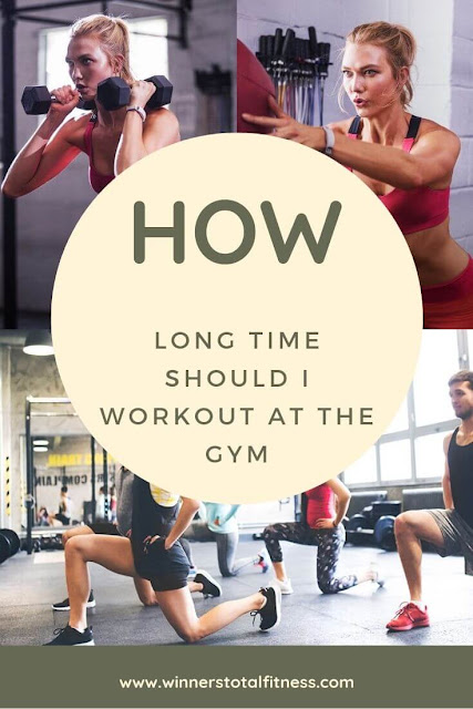 Time Of Hard Working - How Long You Need To Workout In Gym