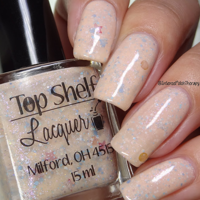 Top Shelf Lacquer Vibrant Sunrise