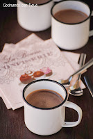 Minis pannacottas de Nutella