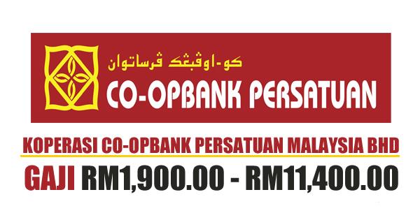Koperasi Co-opbank Persatuan Malaysia Bhd