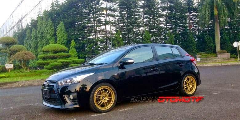 Modifikasi All New Yaris Trd Sportivo Grand Avanza 2016 Type G Hot !!! Toyota 2017 Terbaru