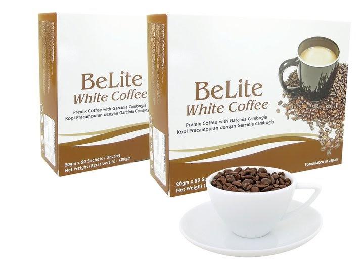 BeLite Enterprise: BeLite White Coffee 纖體白咖啡
