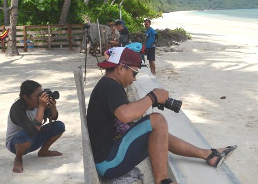 Liburan Seru, Ala Komunitas Photografer Selayar