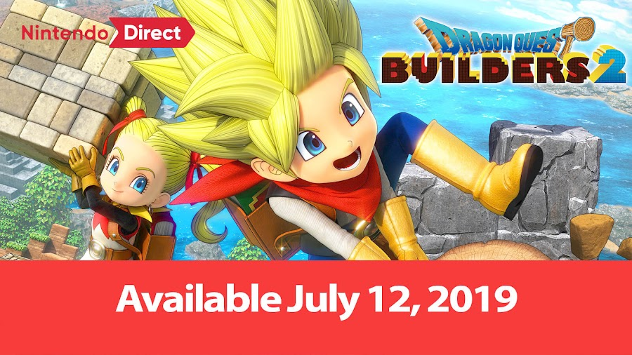 dragon quest builders 2 nintendo switch 2019