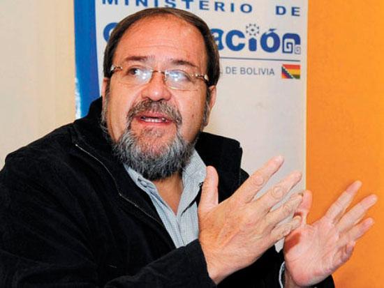 Ministro de Educación descarta ampliación del descanso pedagógico en Tarija