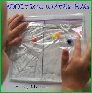 math water bag