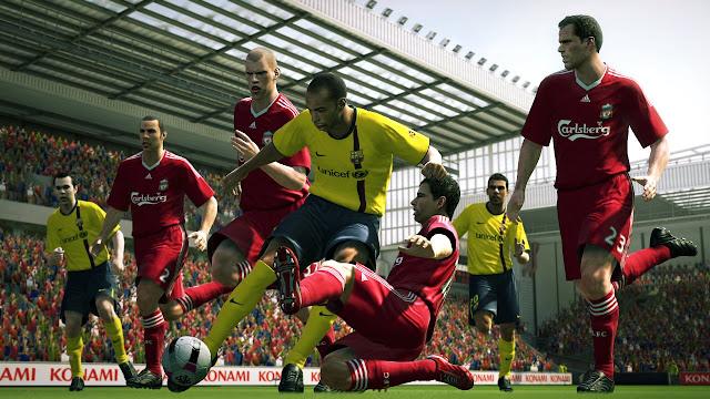 Pro Evolution Soccer 2010 (PES 10) PC Download Full Version Screenshot 2