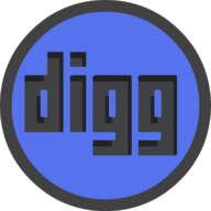 digg icon outline