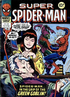 Super Spider-Man #288, the Green Goblin