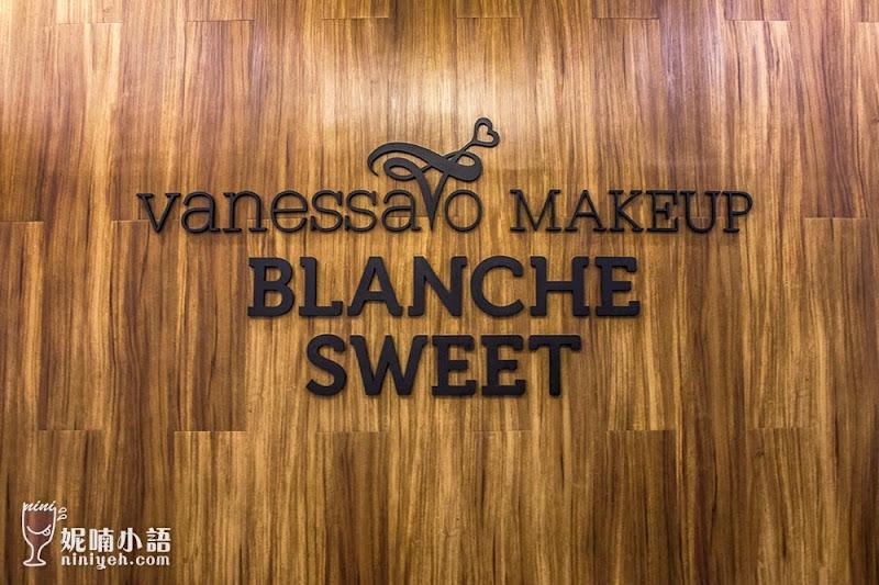 【婚紗試穿分享】Blanche Sweet。Vanessa O 打造閃亮婚紗款