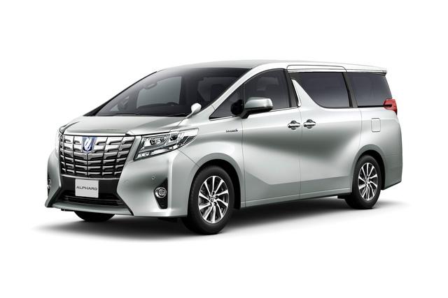 Toyota Alphard 2018 bản 2.5 Hybrid tại Bangkok ảnh 5