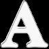 Abecedario en Blanco. Alphabet in Blank.