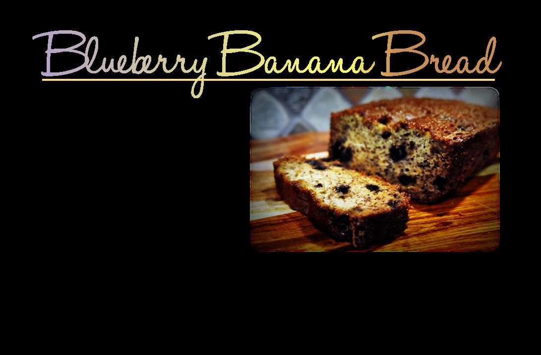 banana bread recipe card - photo #38