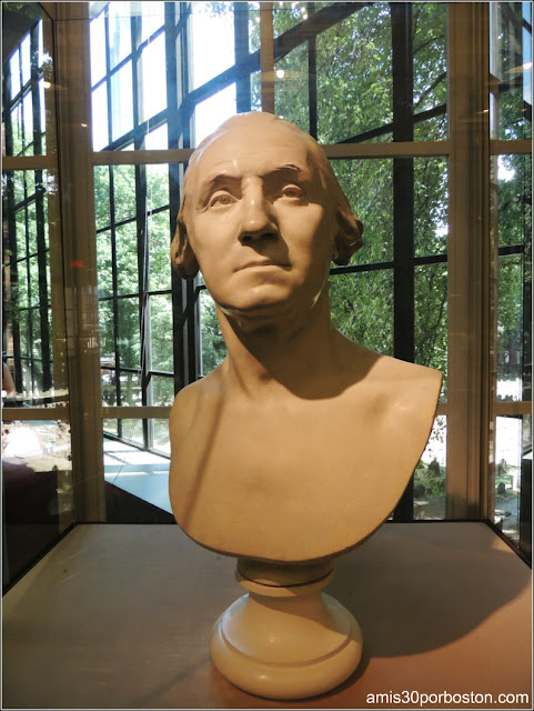 Busto de George Washington