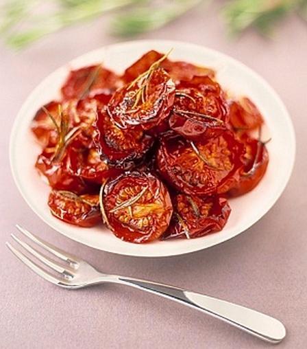 tomate confitado