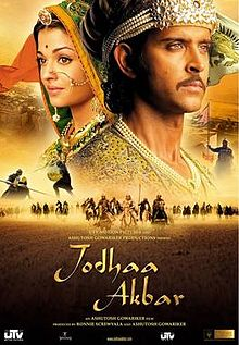 Jodhaa Akbar is Hrithik Roshan 7th Highest Grossing film of his career, Co-Actress Aishwarya Rai Bachchan