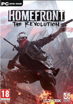 Homefront The Revolution Steam
