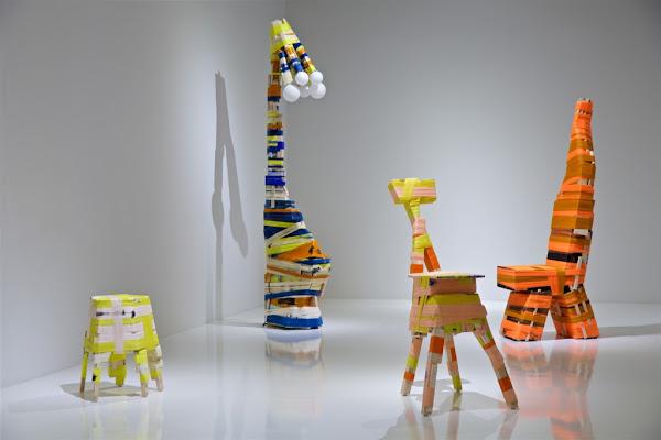 安東‧阿爾瓦雷斯(Anton Alvarez)設計展