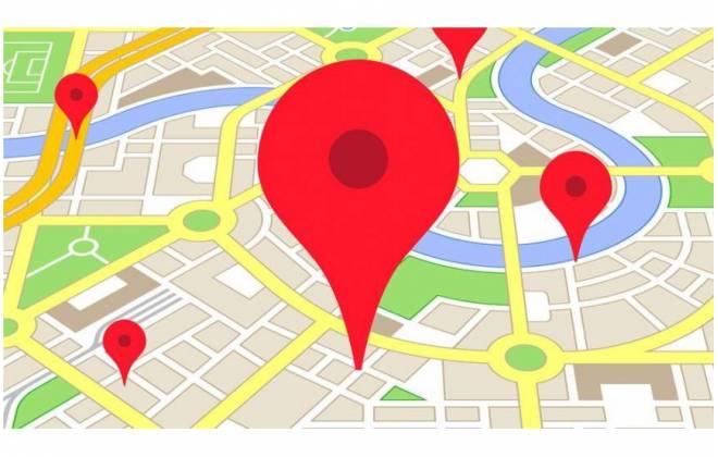Google Maps de Nova Trento