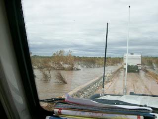 Regenzeit Australien