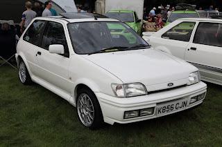 Fiesta RS 1800i K856CJN