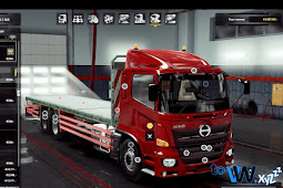 How to Install File Mod to Game Euro Truck Simulator 2 on PC Laptop