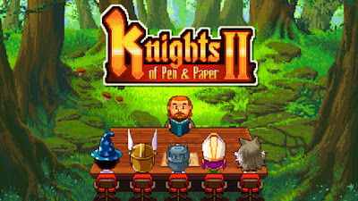 Download Game Android Gratis Knights of the pen 2 apk + obb