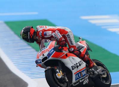 Rem Belakang, Rahasia Lorenzo Sukses Jinakkan Ducati