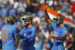 भारत बनाम ऑस्ट्रेलिया, चौथा वनडे मैच, मोहाली